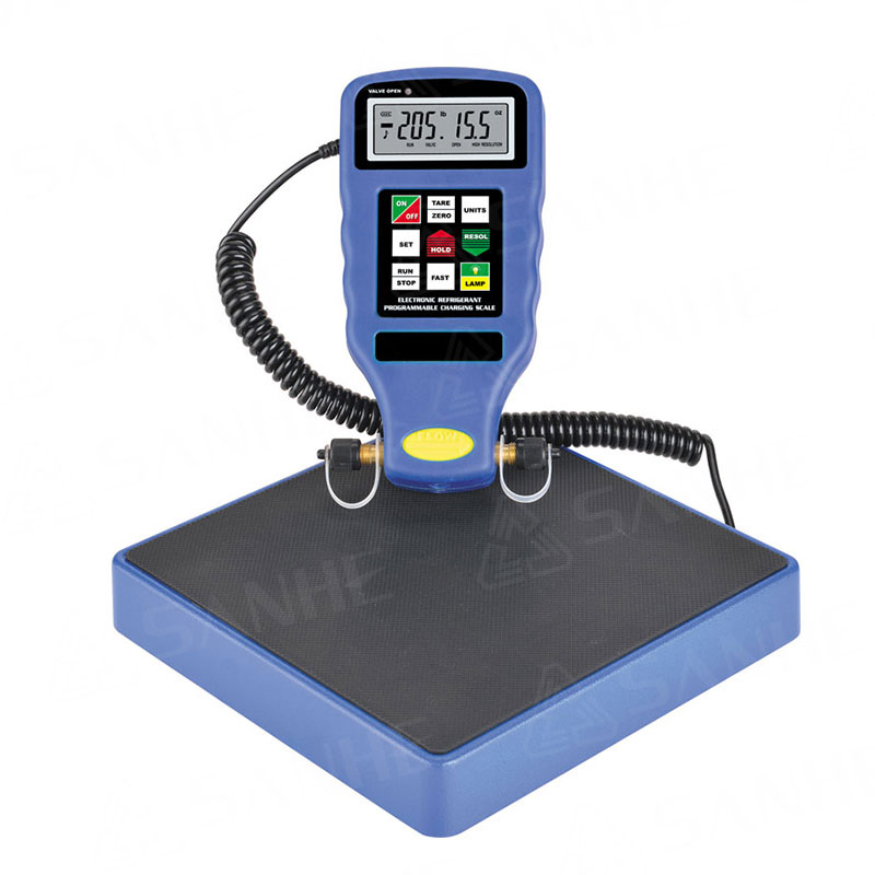 Electronic Refrigerant Charging Scale