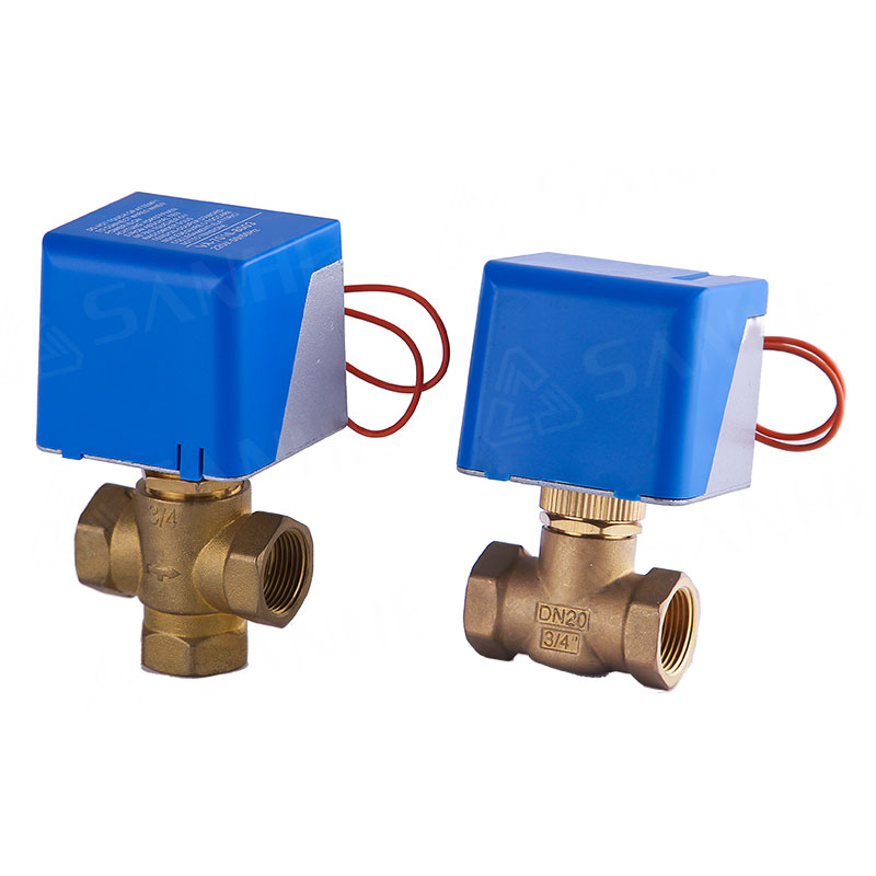DF/F-06 Series Motorised Valve
