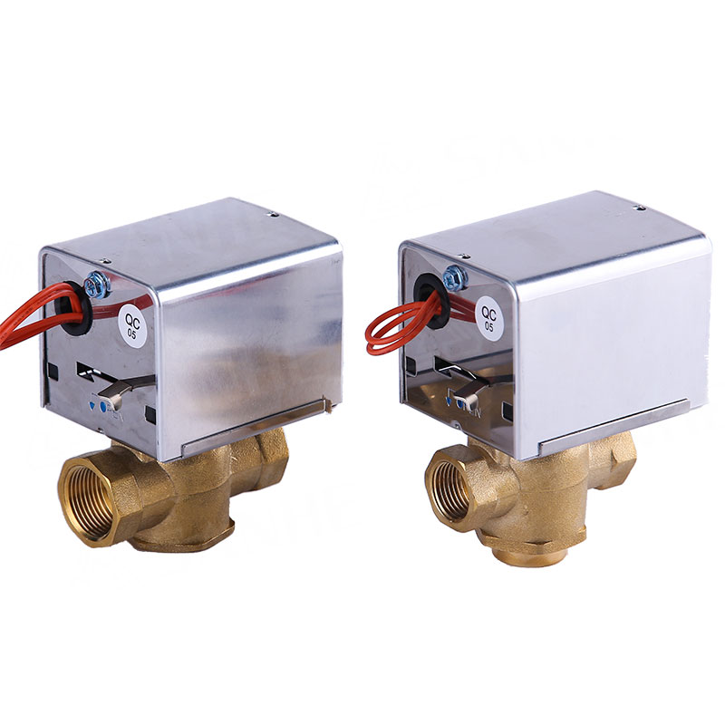 DF/F-01 Series Motorised Valve